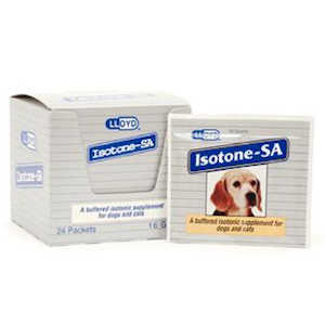Oral Electrolytes for Dogs