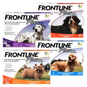 Flea and Tick Spot-On Products