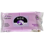 AOE All Purpose Deodorizing Pet Wipes - 80 wipes