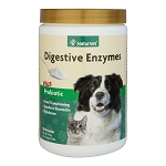 Digestive Enzymes Plus Probiotic Powder - 16 oz.