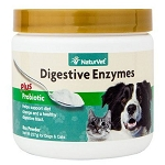 Digestive Enzymes Plus Probiotic Powder - 8 oz.