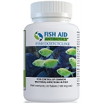 Fish Aid Doxycycline - 100mg - 30 capsules