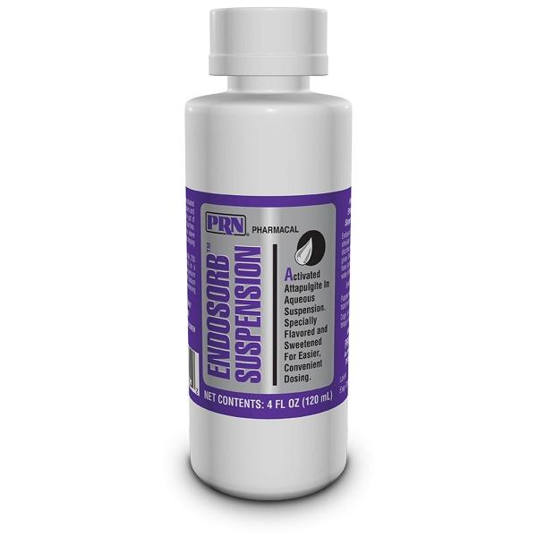 Endosorb Diarrhea Suspension 4 Oz Pn 10008