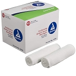 FlexForm Gauze Bandages - Conforming, stretch - 4 inch - box of 12 rolls