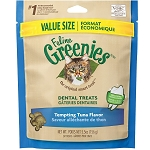 Greenies for Cats - Tuna Flavor - larger 5.5 oz.