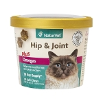 Hip & Joint Plus Omegas - Soft Chews for Cats - 60 chews