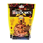 Hip Bones Cherry Dog Treat - Medium to Large dogs - 17.6 oz.