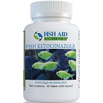 Fish Aid Ketoconazole - 200 mg. strength - 30 tablets