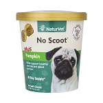 No Scoot Plus Pumpkin Soft Chew for Dogs - 60 chews