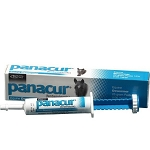 Panacur Paste Wormer - Apple Cinnamon Flavor - 25 gm. oral syringe