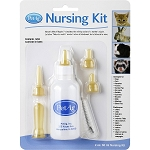Nurser Kit for  Smaller Baby Animals - 2 oz.