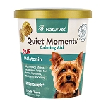 Quiet Moments Plus Melatonin - Calming Aid Soft Chews - 65 chews