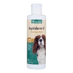 Septiderm-V Bath - Antiseptic Skin Care Shampoo - 16 oz.