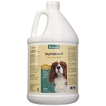 Septiderm-V Bath - Antiseptic Soothing Formula - Gallon