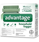 Advantage Household Foggers - pack of 3 foggers