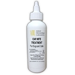 Ear Mite Treatment for Dogs and Cats - large 4 oz.