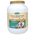 Brewers Dried Yeast With Garlic Plus Vitamins - 5,000 Chewable Tablets
