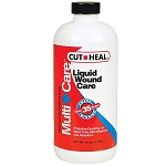 Cut Heal - Liquid Wound Care - 16 oz. with Dauber