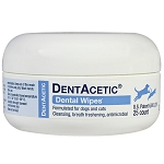 DentAcetic Oral  Wipes -  25 wipes