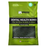 Dental Health Bones with PlaqueOff - Fresh Breath Formula - 17 oz.