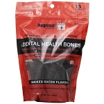 Dental Health Bones with PlaqueOff - Bacon Flavor - 17 oz.