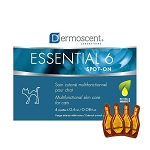 Dermoscent Essential 6 Spot-On Skin Care for Cats - 4 applications