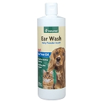 Ear Wash with Tea Tree Oil - Baby Powder Scent - 16 oz.