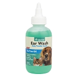 Ear Wash with Tea Tree Oil - Baby Powder Scent -  4 oz.