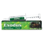 Exodus Paste - Apple Flavor - 23.6gm -  Generic to Strongid P - Pyrantel Pamoate
