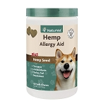 NaturVet Hemp Allergy Aid Soft Chews - 60 chews