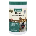 NaturVet Hemp Immune Health - 60 soft chews