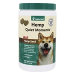 NaturVet Hemp Quiet Moments Calming Aid - 180 soft chews