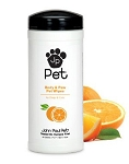 John Paul Pet Body & Paw Pet Wipes - 45 large wipes