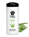 John Paul Pet Ear & Eye Pet Wipes - 45 large wipes