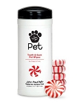 John Paul Pet Tooth & Gum Pet Wipes - 45 large wipes