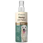 NaturVet Hemp Joint Topical Spray for Dogs, 6oz.