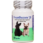 Proanthozone 20 mg. - Medium Dog - 60 Sprinkle Caps