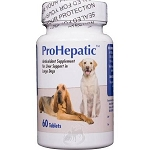 ProHepatic Liver Support - Large Dogs - 60 chewable tabs