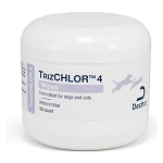TrizCHLOR 4 Wipes - 50 wipes