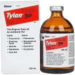Tylan 50 - 100 ml. - CANNOT SHIP THIS PRODUCT TO CALIFORNIA