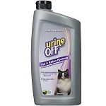 Urine-Off with Carpet Injector Cap - Cat and Kitten - 32 oz.