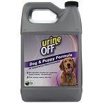 Urine-Off Odor and Stain Remover - Dog and Puppy -  Gallon