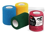 Vetrap Stretch Bandage - 3 inch wide - 1 roll