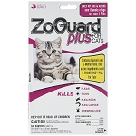 ZoGuard Plus for Cats and Kittens - 3 applications