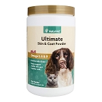 Ultimate Skin and Coat Powder Plus Omegas - 14 oz.