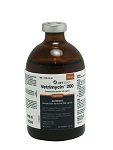 Vetrimycin 200 - 100 ml. - CANNOT SHIP THIS PRODUCT TO CALIFORNIA