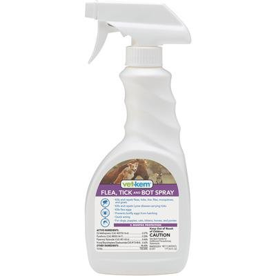 Flea and Tick Shampoos, Dips and Sprays