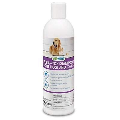 Flea and Tick Shampoos