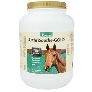 ArthriSoothe-GOLD for Horses 4lb 7oz. Powder - 120 day