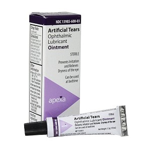 Artificial Tears Ointment - 1/8 oz.